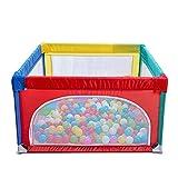 JIE KE Parque Infantil Parque de Juegos para bebés en el Interior Al Aire Libre Niños Niñas Habitación para niños pequeños Valla divisora Valla de Juegos para niños