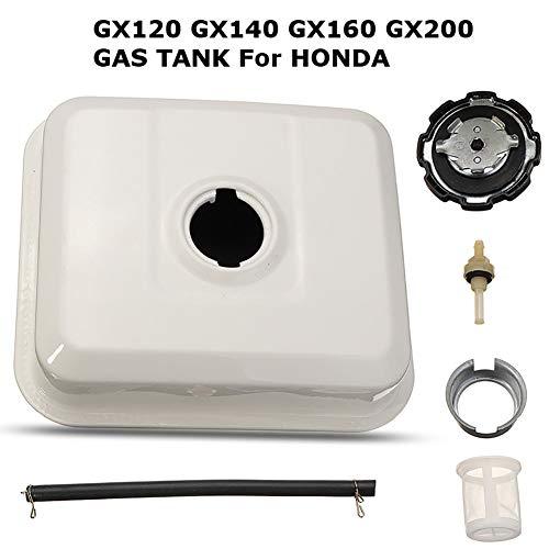 Preisvergleich Produktbild YSHtanj Gasdeckel Kraftstofffilter andere Fahrzeugteile Filter Gas Benzin Tank Motor Cap Filter für Honda GX120 GX140 GX160 GX200