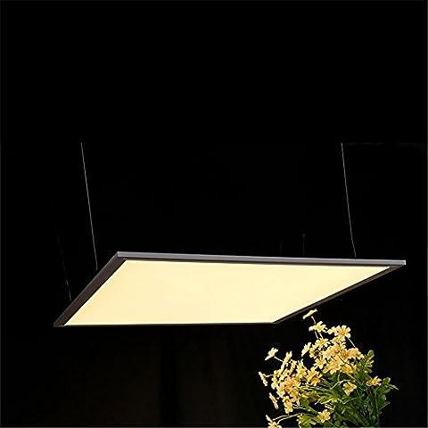Modylee LED lámpara plana grande techo salón luz del Panel . 600*600 no certification