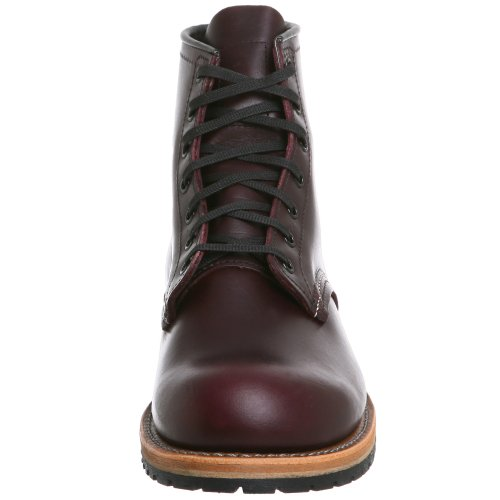 Red Wing 9011 black/cherry 45