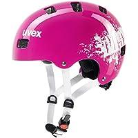 Uvex Casco para bicicleta para niños 3, infantil, color pink dust, tamaño 51