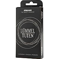 Lümmeltüten «Strong» 12 Kondome - dicke Wandstärke, mehr Sicherheit preisvergleich bei billige-tabletten.eu