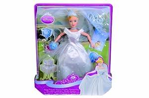 Simba 6886-Disney Princess Boda Cenicienta