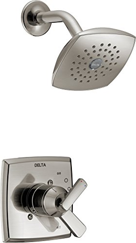 Delta t17264-ss Ashlyn Monitor 17Serie Dusche Trim, Edelstahl (Delta Monitor Dusche)