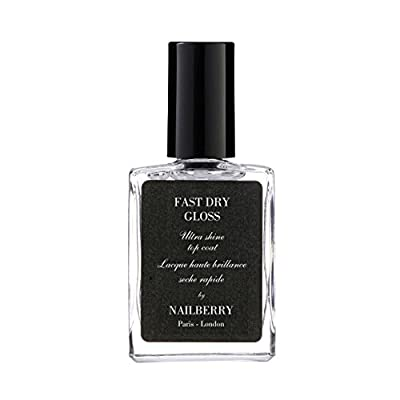 Nailberry Professional Fast Dry Gloss Top Coat 15 ml