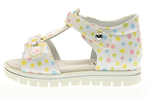 NERO GIARDINI P722282F chaussures fille / sandales 707 (23/26) Bianco / Fantasia