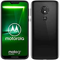 motorola moto g7 Power 6.2-Inch Android 9.0 Pie UK Sim-Free Smartphone with 4GB RAM and 64GB Storage (Single Sim) – Black