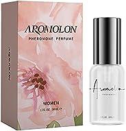 عطر فرمون من أرومولون للنساء يجذب الرجال - برائحة الفواكه الطازجة والورد للسيدة الأنيقة - 1 أونصة - 30 مل