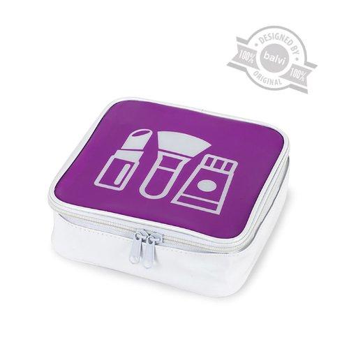 Balvi - Trousse de beauté Pop App blanc PVC