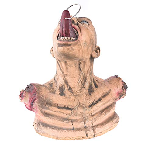 Honey fruit Spukhaus Requisiten, Halloween Dekoration Horror Ornamente Ghost Doll Realistische Party Decor/Spukhaus Requisiten Zombie