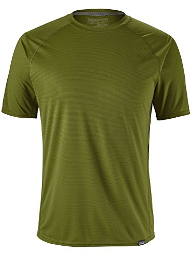 Patagonia 45651-pbh Maglietta Uomo, Sprouted Green, X-Large Sprouted Green