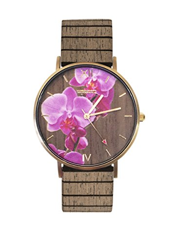 Reloj WeWood 70235742 Marron Acero 316 L Mujer