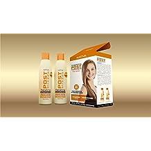 Kativa - Post Alisado Kit X 2 Unidades (Shampoo X 250 Ml + Conditioner X 250 Ml)