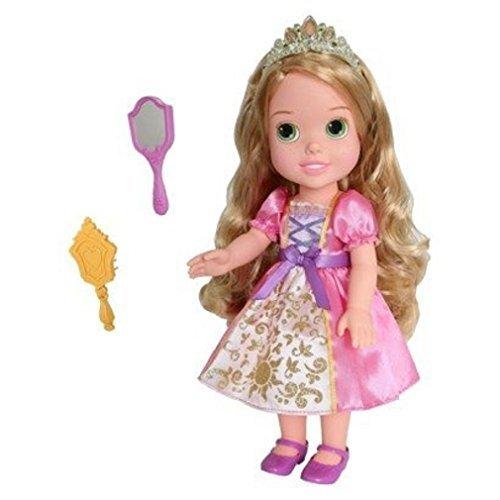 Rapunzel Toddler Kostüme (My First Disney Princess Disney Toddler Rapunzel Pink Dress by Disney)