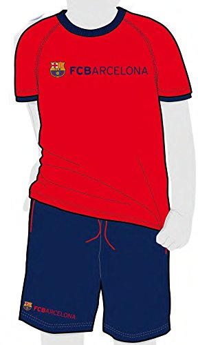 MADNESS Pijama F.C.Barcelona 2ªequip. Rojo 14 años (162 cm)