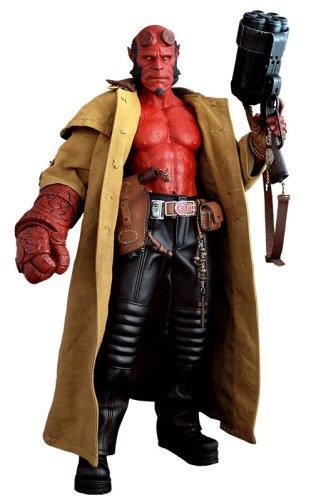 """[Pel?cula Masterpiece """"Hellboy: El Ej?rcito Dorado"""" figura escala 1/6 Hellboy (Jap?n importaci?n / El paquete y el manual est?n escritos en japon?s)"""