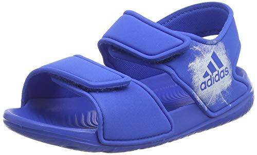 Adidas Altaswim I, Sandalias para Bebés, Azul (Bluefootwear Whitefootwear White 0), 25 EU