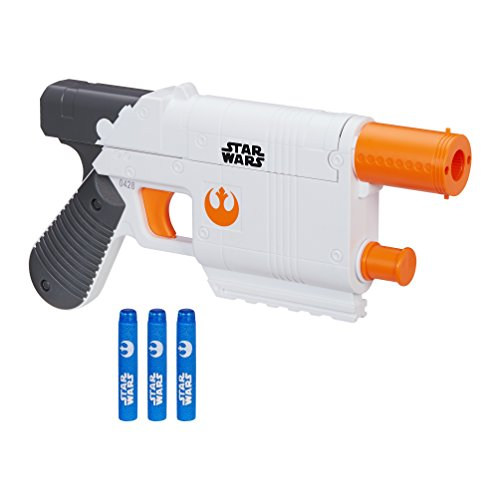 Hasbro Star Wars VII: The Force Awakens Nerf Rey Jakku Blaster