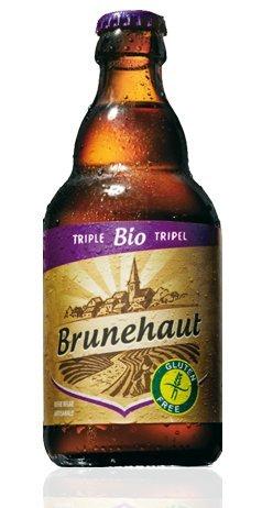 Brunehaut - Brunehaut Tripel Bio Sin Gluten