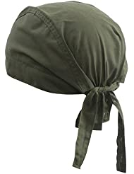 Bandana Hat, Olive