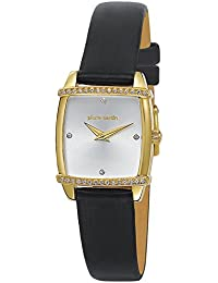 Pierre Cardin Damen-Armbanduhr Special Collection Analog Quarz Leder PC104642S03