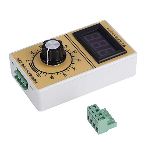 Zerone Digital DC 5-28V 4-20mA generador señal Corriente
