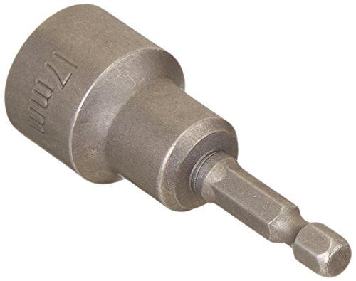 Sourcingmap® 1/10,2 cm Tige hexagonale 17 mm métrique Socket adaptateur tourne-écrous Foret