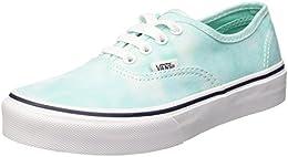 zapatillas vans verdes niña