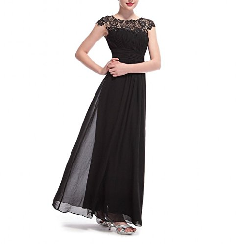 KA Beauty - Robe - Fille Noir - Noir