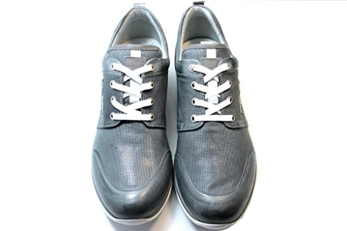 Nero Giardini P704920U Blu Sneakers Casual Sportive Scarpe Calzature Uomo Jeans