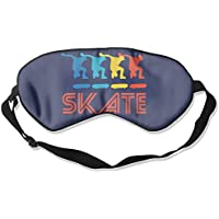 Skater Retro Pop Art Skateboarding Graphic Skate 99% Eyeshade Blinders Sleeping Eye Patch Eye Mask Blindfold for... preisvergleich bei billige-tabletten.eu
