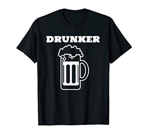 Drunk St Patricks Day Shirts DRUNKEST T-Shirt Men ()