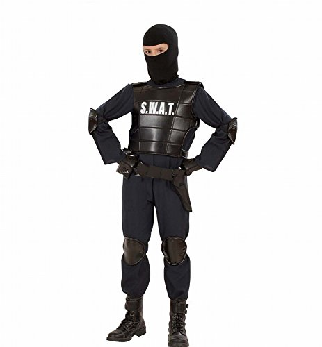üm S.W.A.T. Officer (Swat Halloween Kostüm)