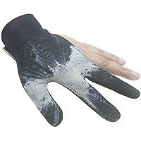 SHUQI Gants 3 Doigts en Lycra pour Homme et Femme Tr/ès /élastique Confortable pour droitier ou gaucher