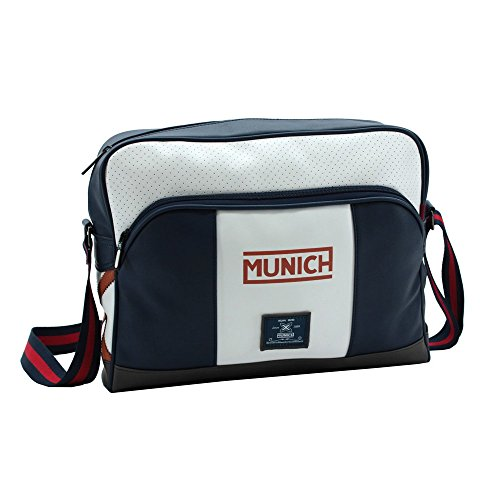 Imagen de munich retro  tipo casual, 13.3 litros, color azul alternativa
