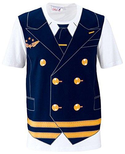Einfach Spiel Board Kostüm - Kostüm T-Shirt Herren