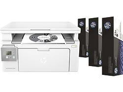 HP LaserJet Ultra M134a Monochrome Multi-Functional Laser Printer
