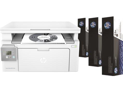 HP LaserJet Ultra M134a Monochrome Multi-Functional Laser Printer image
