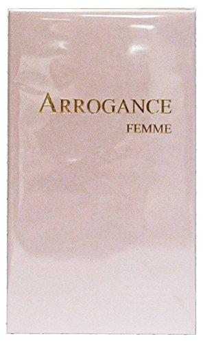 ARROGANCE FEMME CLASSICO EAU DE TOILETTE ML.100 SPRAY NUOVO PACKAGING