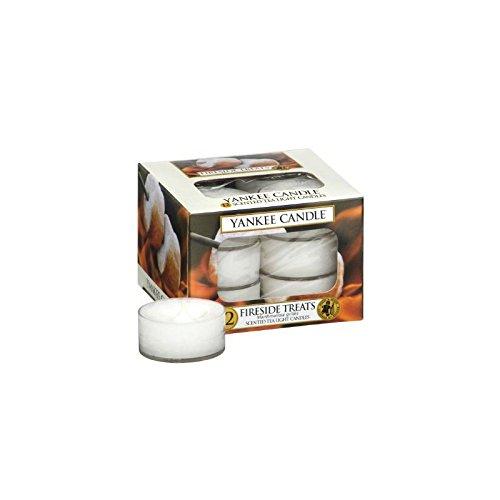 Yankee Candles Teelicht Kerzen - Kamin Treats