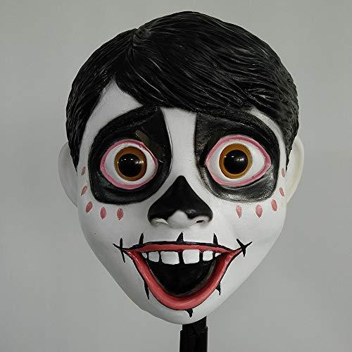 Halloween Coustumes Für Kinder - Idollcg Junge Kleidung Accessoires Kleidung Totenmaske