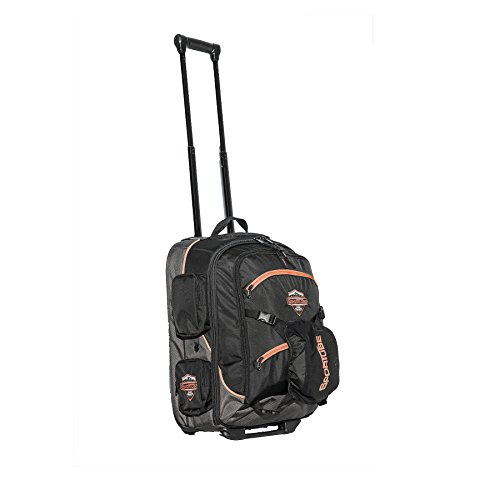 sportube-cabin-cruiser-carry-on-wheeled-boot-bag-blaze-orange