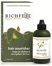 Richfeel Hair Nourisher, 60ml