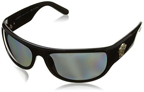 Versace-Mens-VE4276-Classic-Medusa-Sunglasses-Black-Black-GB181-One-Size
