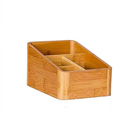 Rangement Boîte bambou