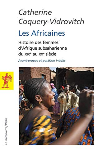 Les Africaines par Catherine COQUERY-VIDROVITCH