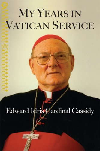 My Years in Vatican Service