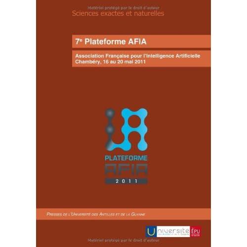 7e Plateforme AFIA