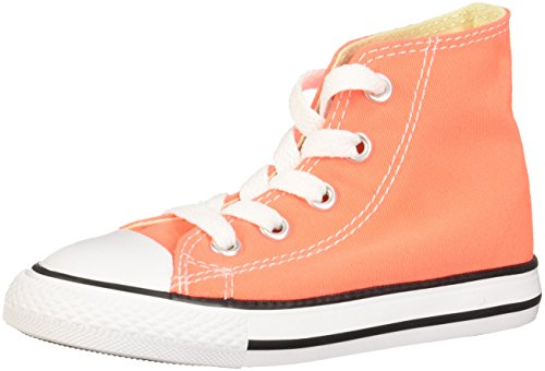 Converse Chuck Taylor All Star Fresh Colors High Sneaker Kleinkinder 10 US - 26 EU (Kleinkind Converse Schuhe 10)