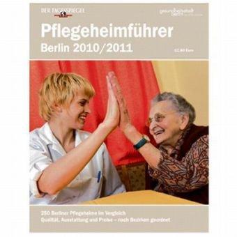 Pflegeheimführer Berlin 2010/2011